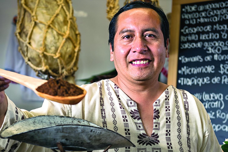 Cocina tradicional, todo un orgullo mexicano