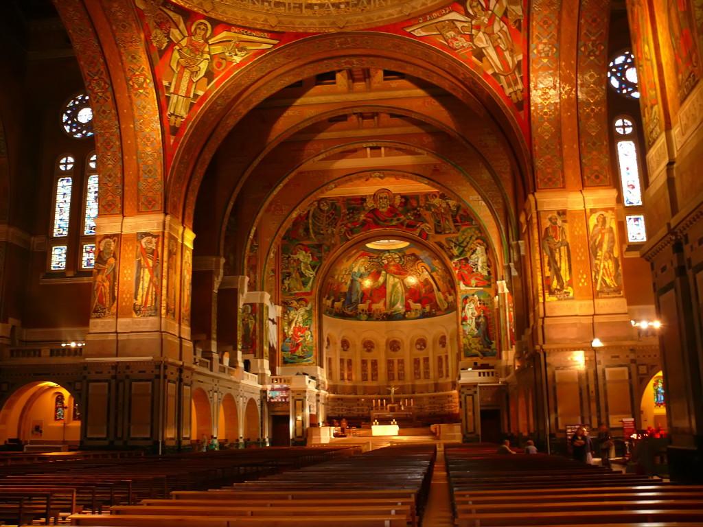 Turismo religioso Francia