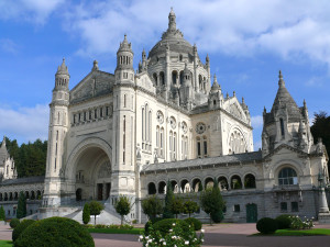 Turismo religioso en Francia