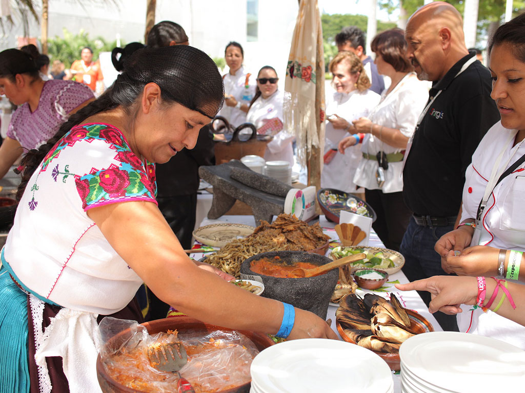 Condimentan Foro Mundial de la Gastronomía Mexicana