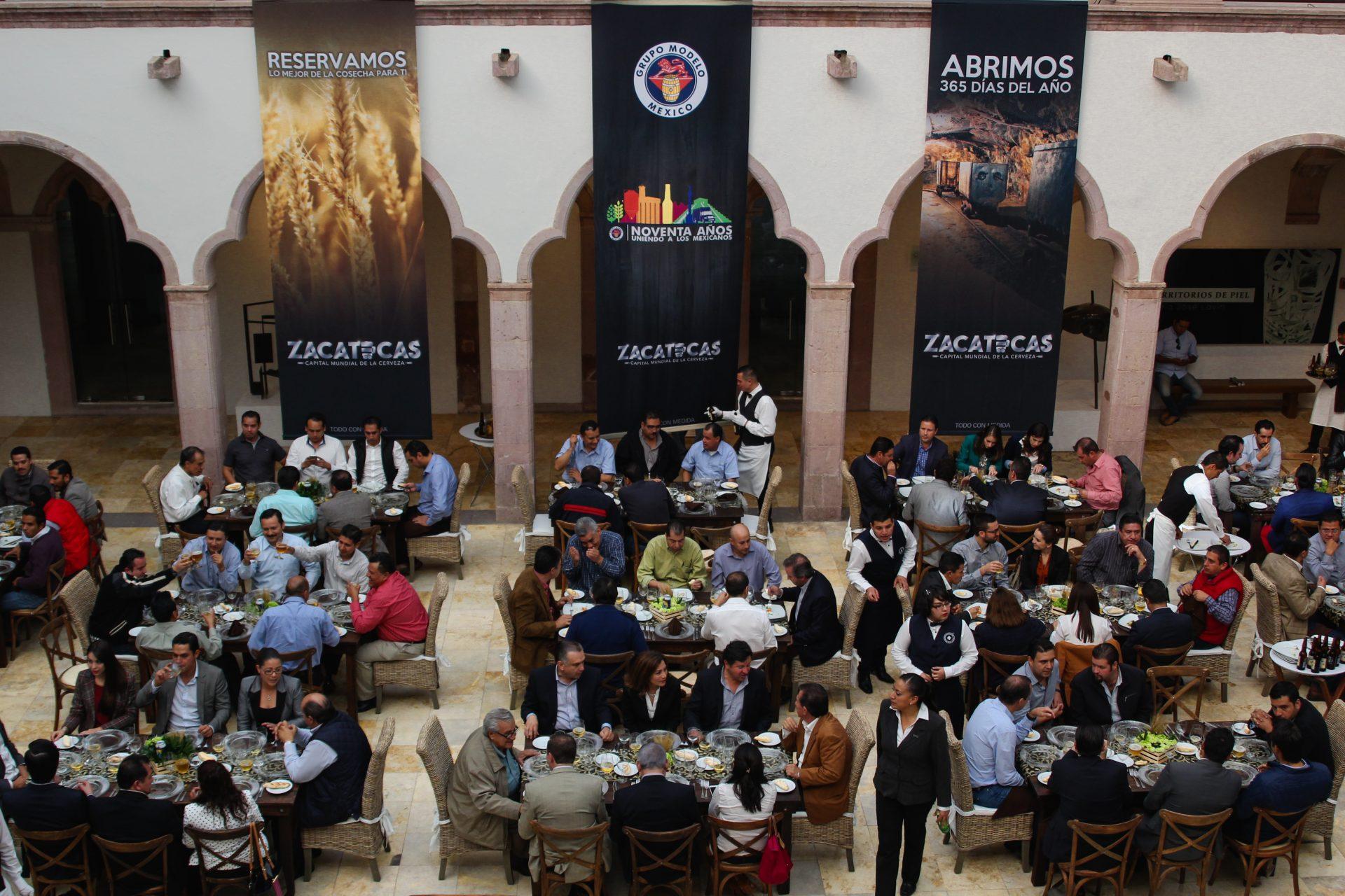 Zacatecas Fest, capital cervecera