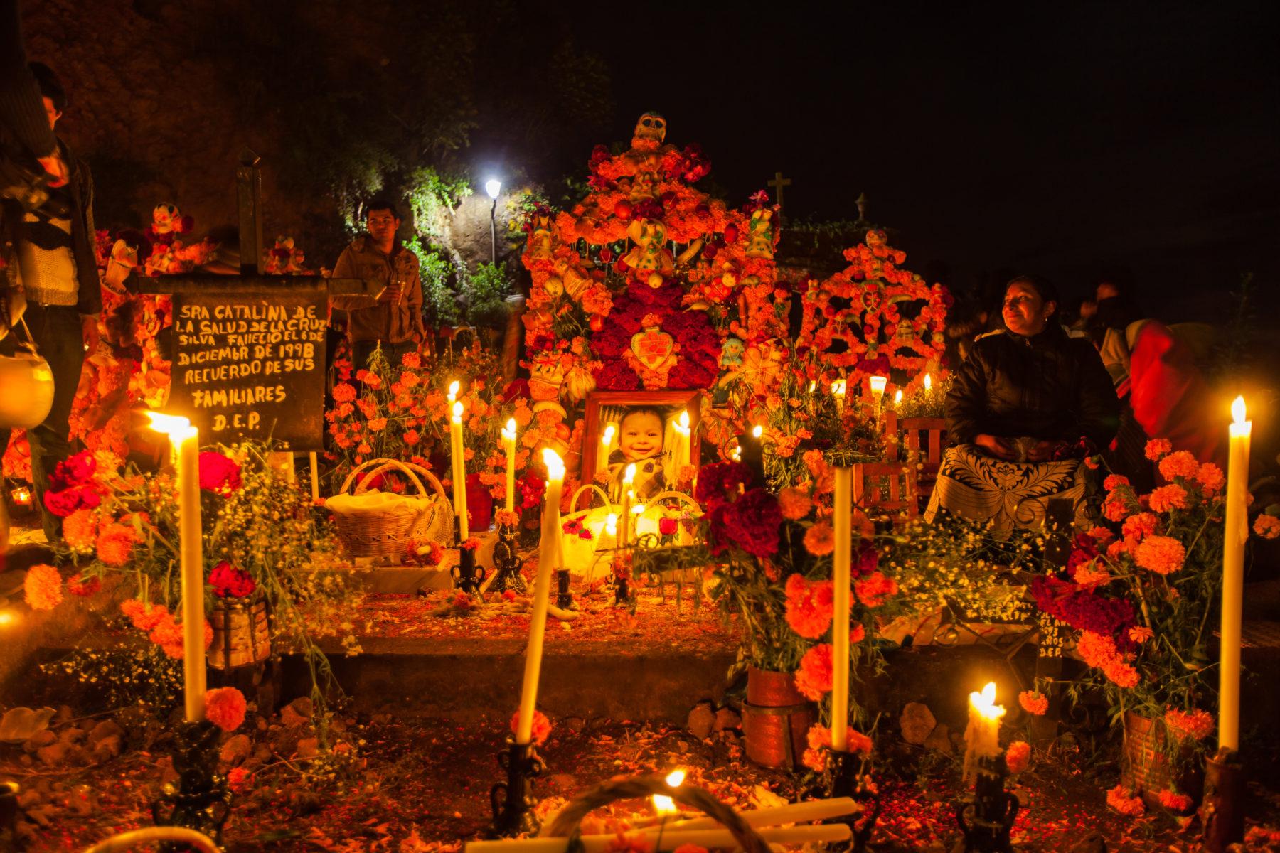Lugares para celebrar la tradición del Día de Muertos