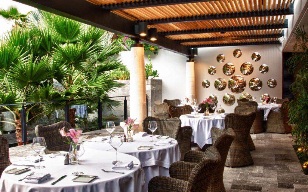 Enrique Olvera y David Kinch celebran al Hotel Matilda