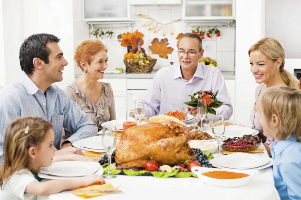 Cena Thnaksgiving