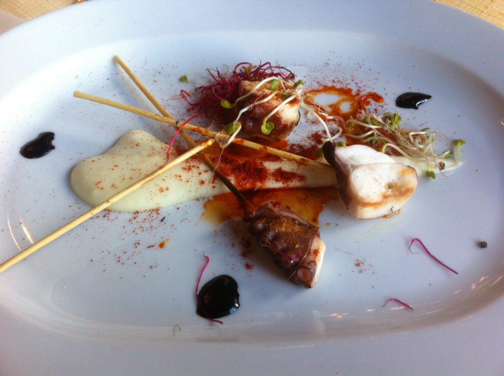 Cocina gallega deleita paladares capitalinos