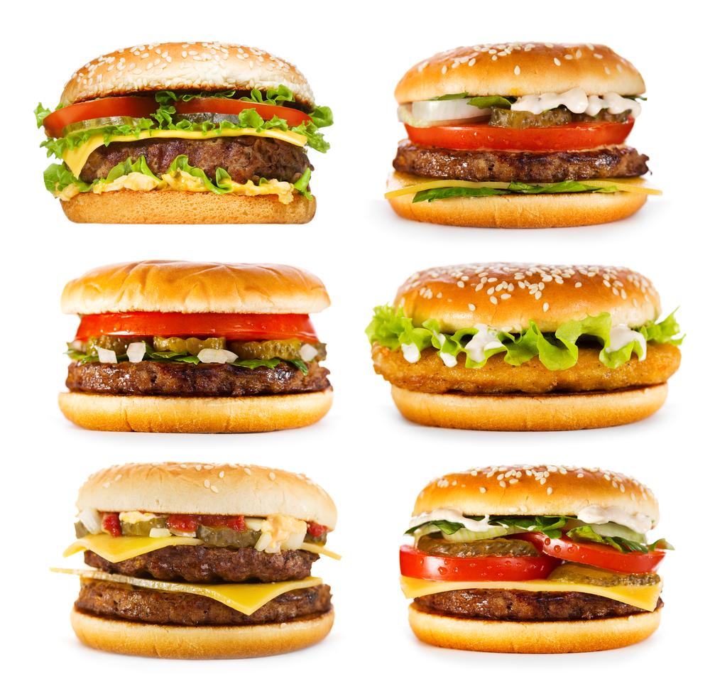 La hamburguesa en el tiempo