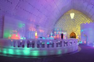 Hoteles de hielo en el mundo