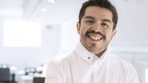 Roberto Ruiz, mexicano con estrella Michelin
