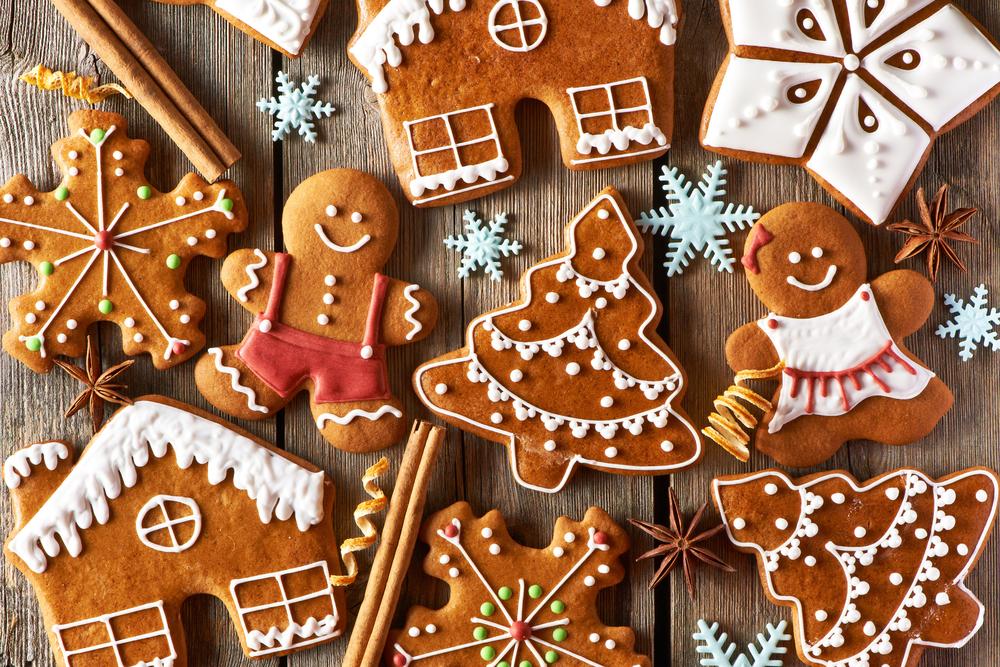 Gingerbread de Sonia Arias