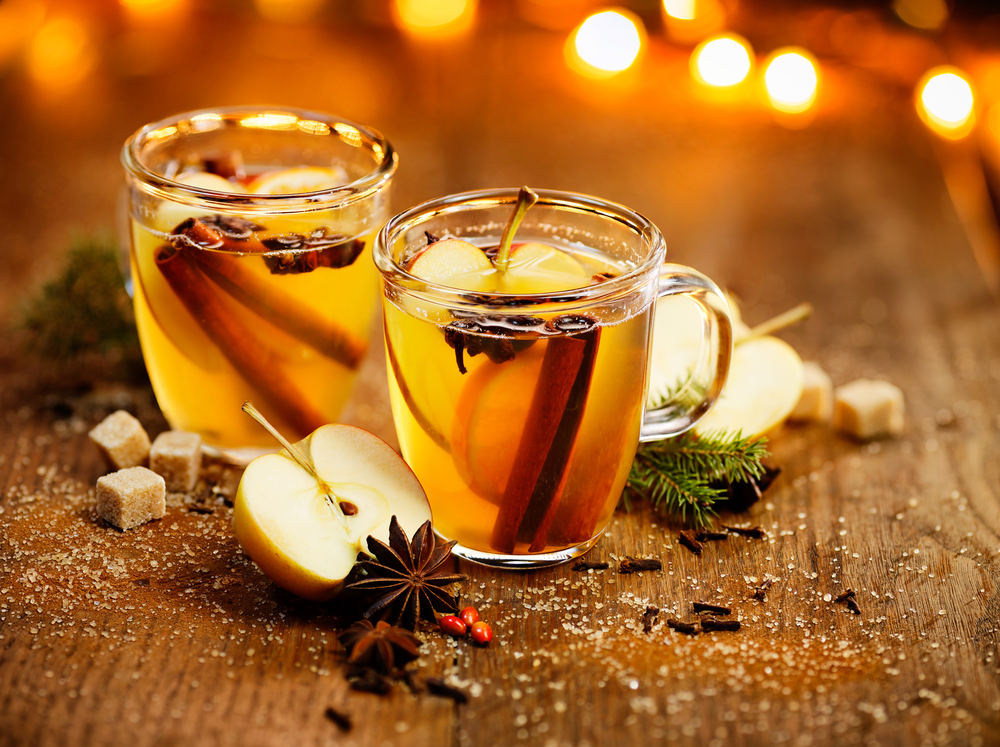 Las mejores bebidas calientes de temporada