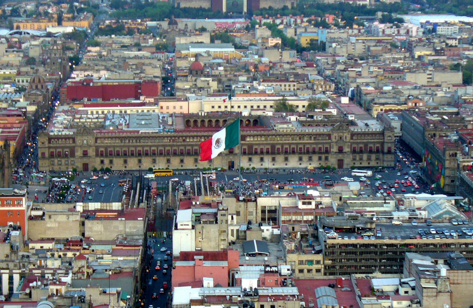 ¡Hola Ciudad de México!, adiós Distrito Federal