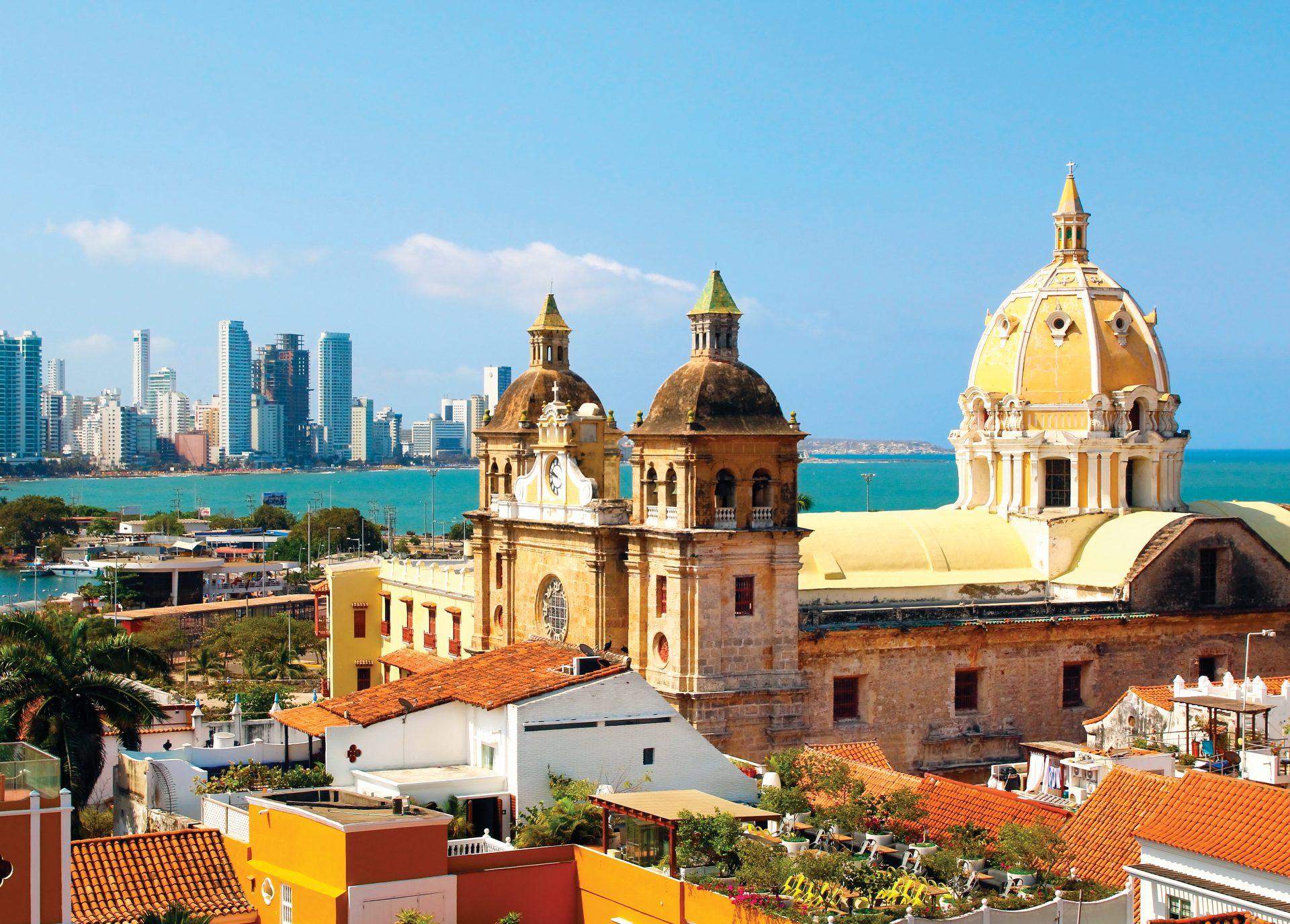 Cartagena, magia caribeña
