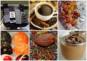 ¡Café y chocolate para todos!