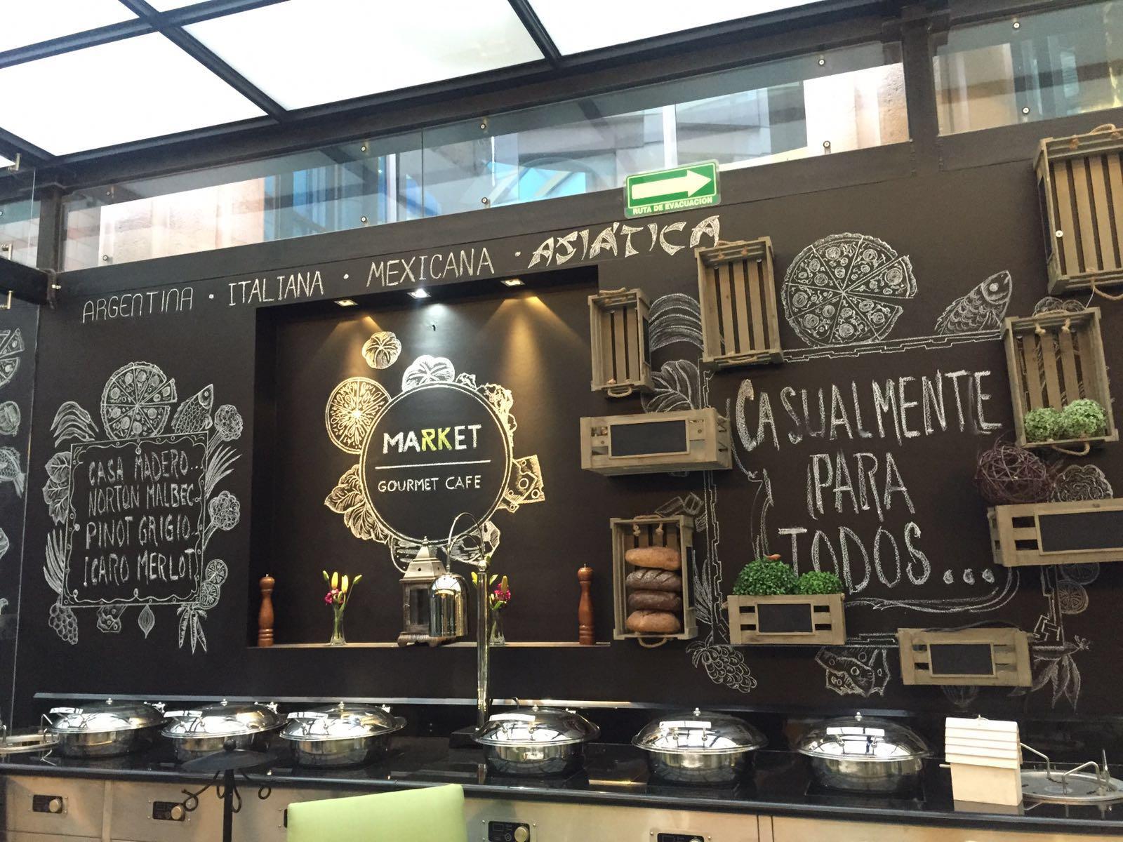Market, nueva cocina en Marquis