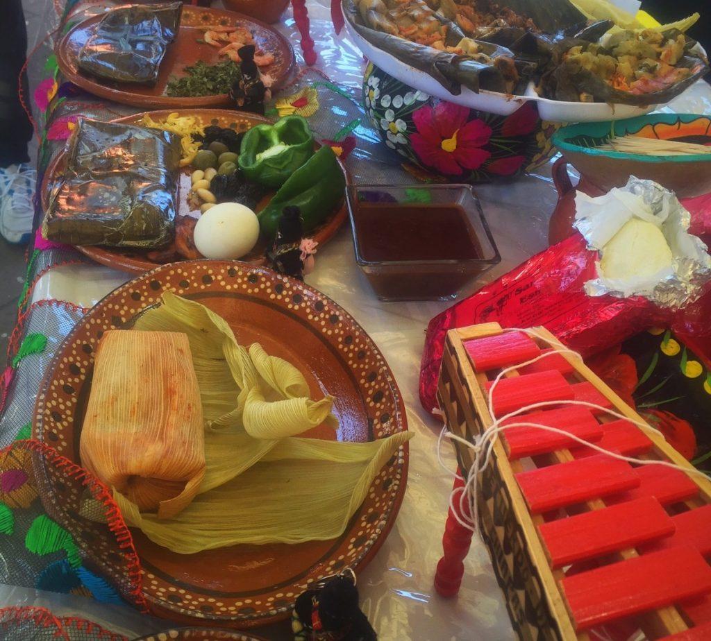 Llega a Coyoacán la XXIV Feria del Tamal
