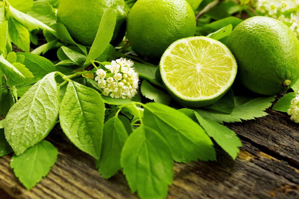 Limones alimentos