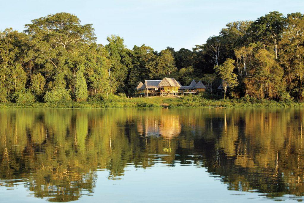 Inmersión amazónica