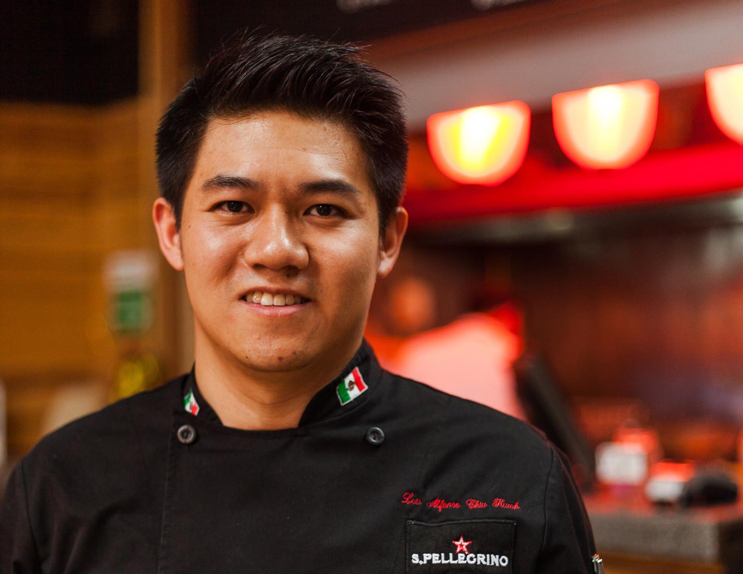 Diarios de cocina: chef Luis Chiu