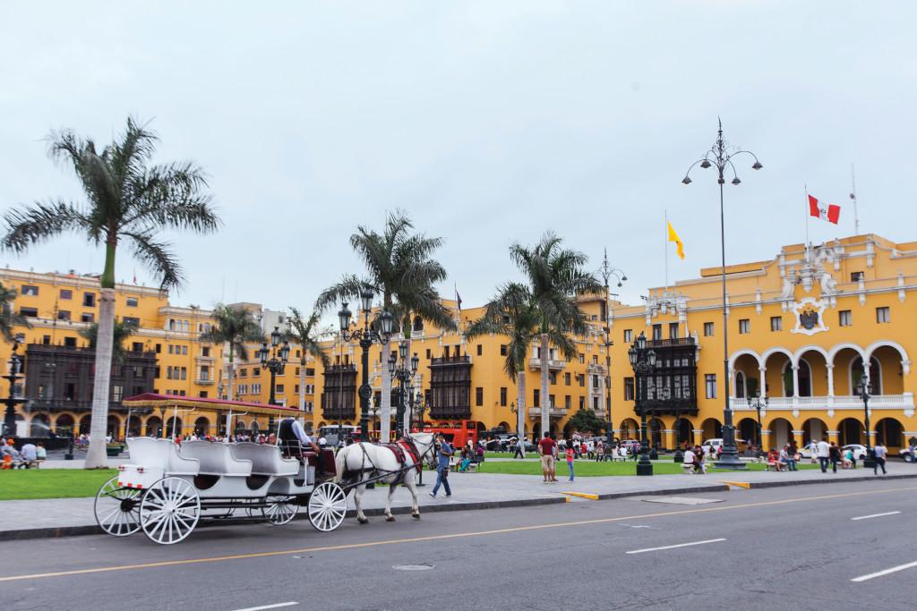 Centro Histórico, Lima Perú