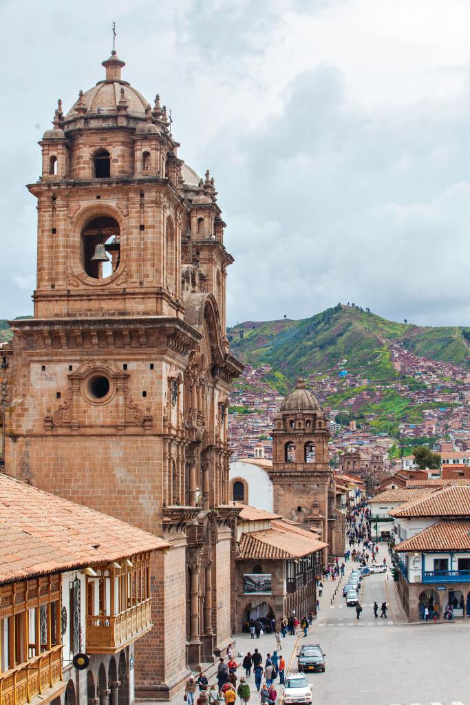 Ciudad Cusco, Perú