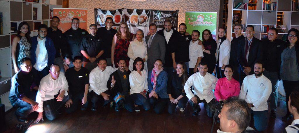 Los Sabores de la Ciudad de México: cocinando con causa