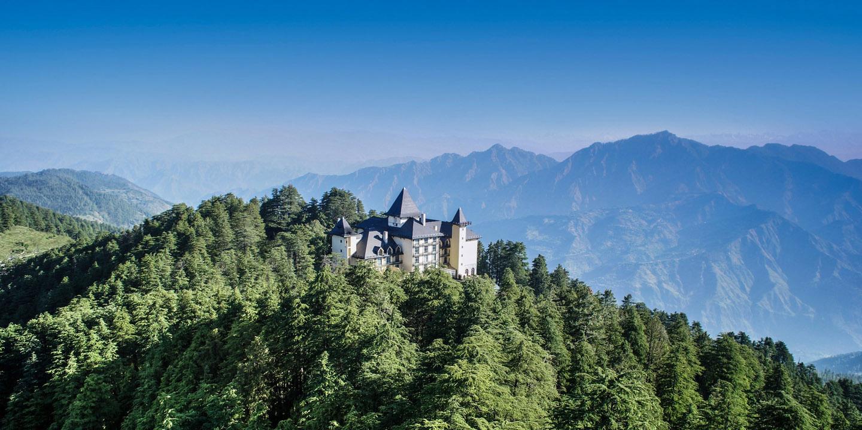 Hoteles para conectar con la naturaleza