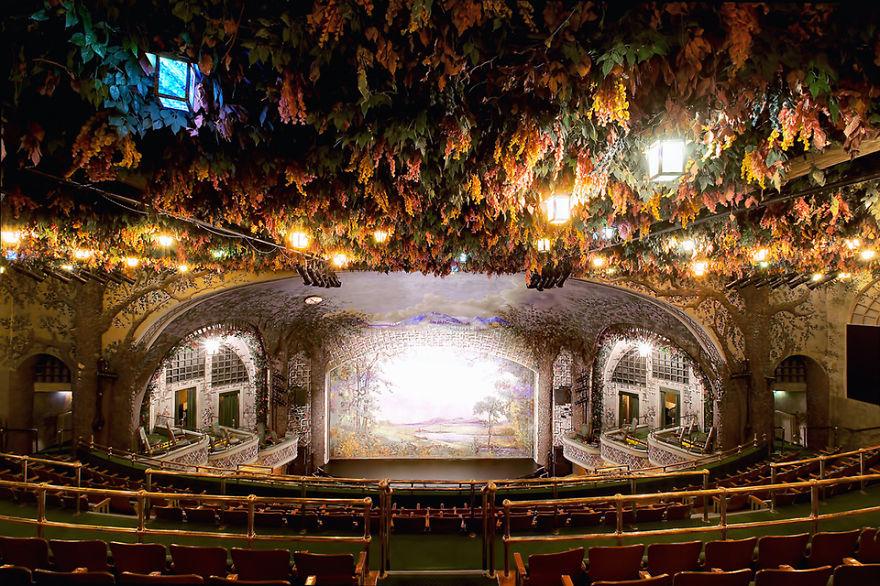 Salas de cine más espectaculares en el mundo