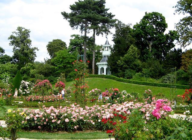 Parques en el mundo para enamorarse