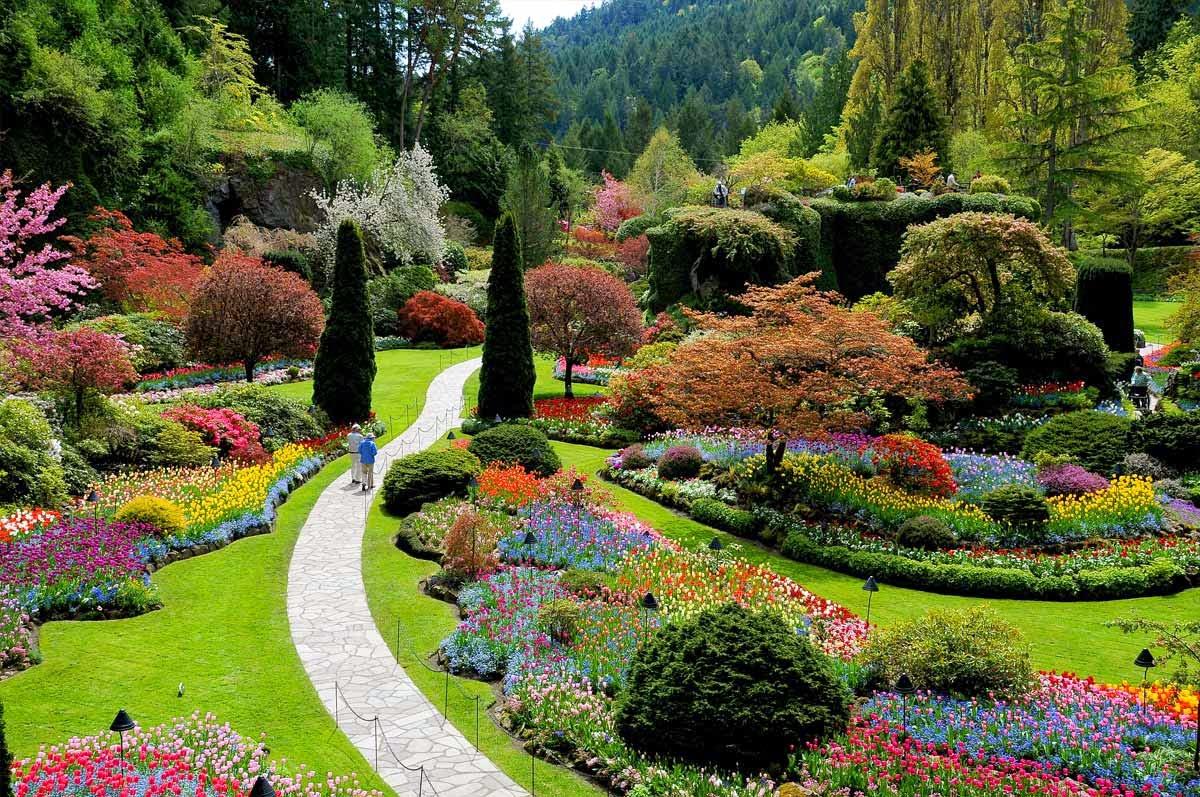 Los jardines más bellos del mundo