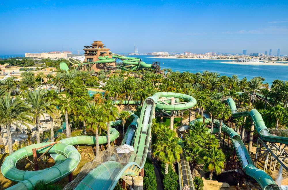 Parques acuáticos más extraordinarios del mundo