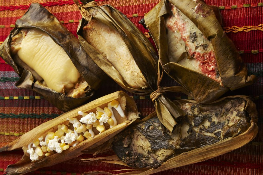 Top 5 de los mejores tamales de México