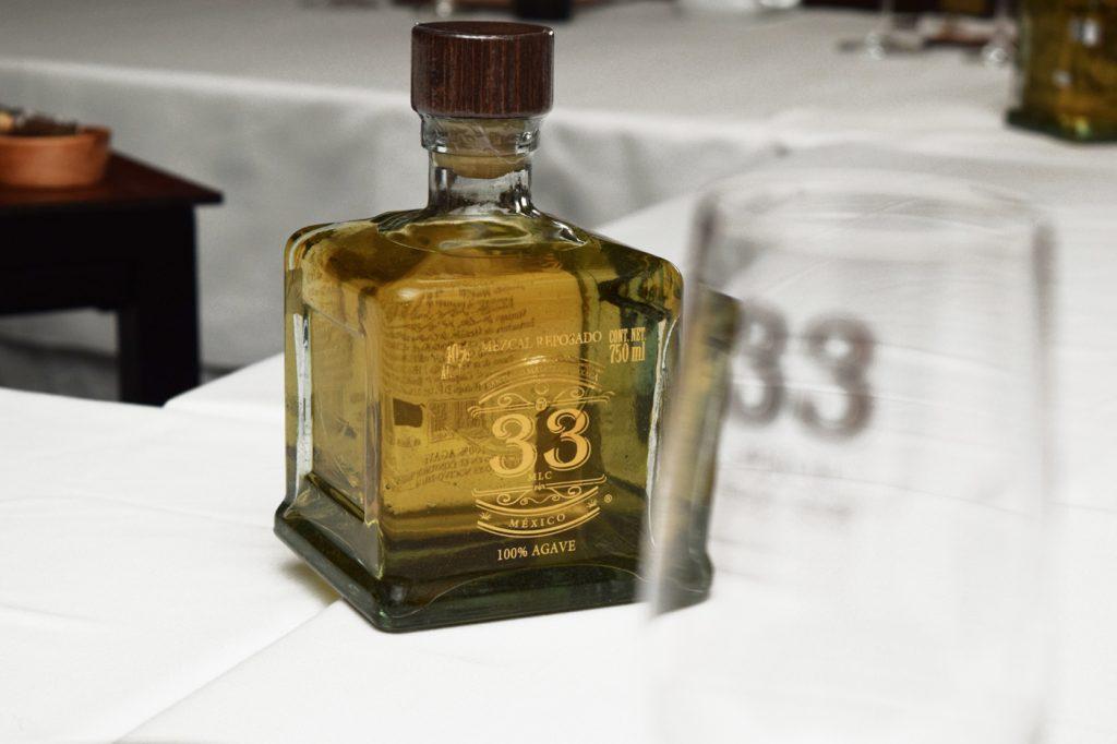 Mezcal 33, con versatilidad premium