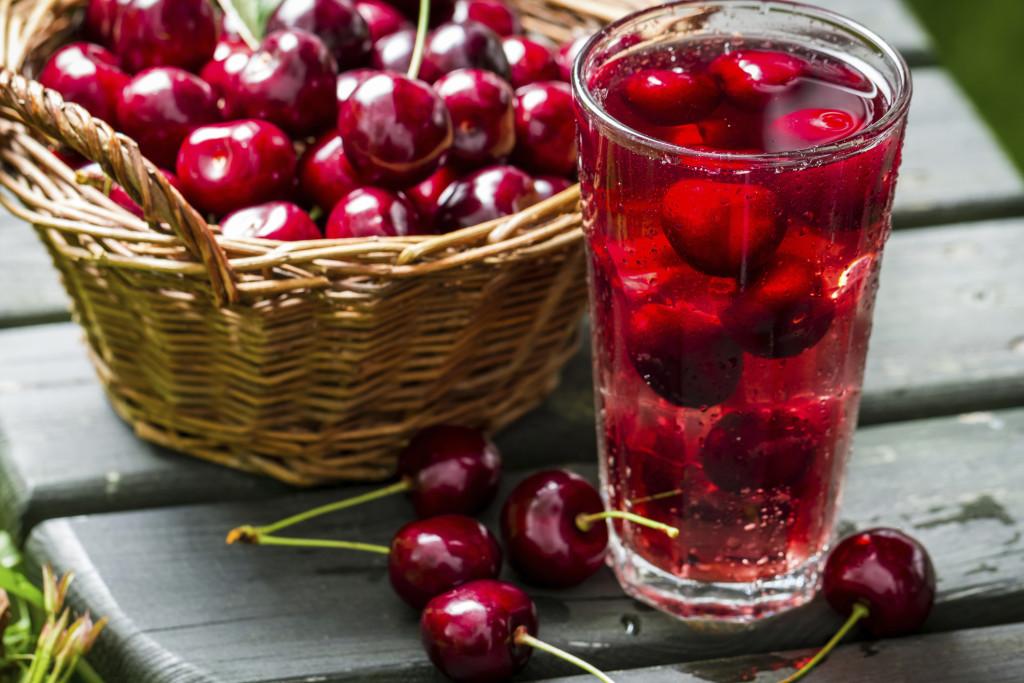 Juego de cereza
