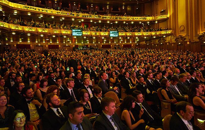 James Beard Awards reconoce la excelencia culinaria