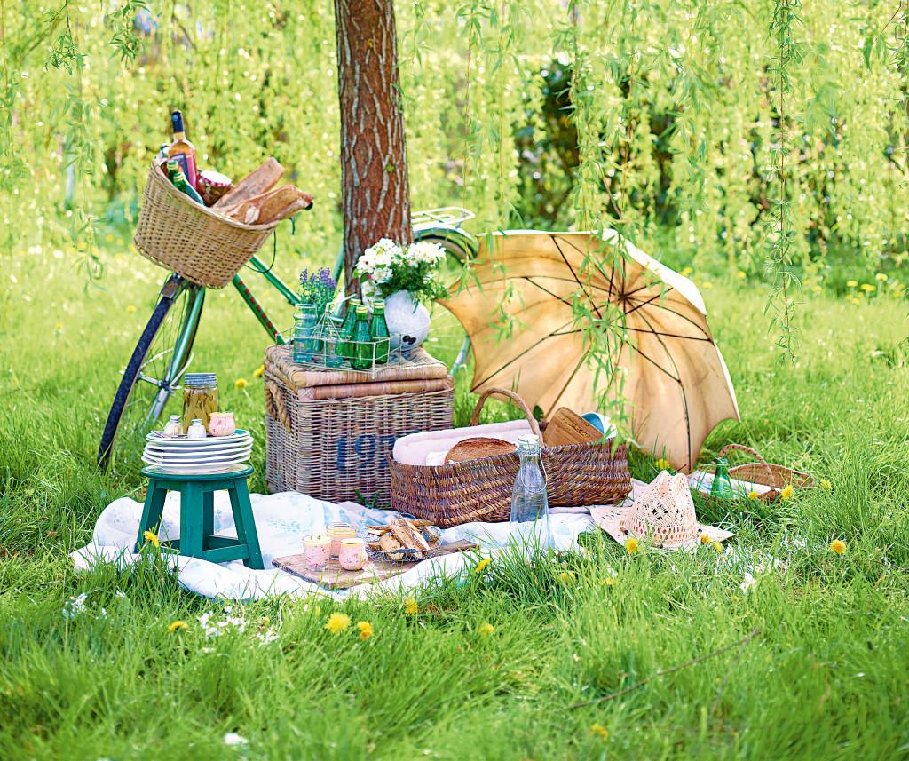 Platillos para picnic