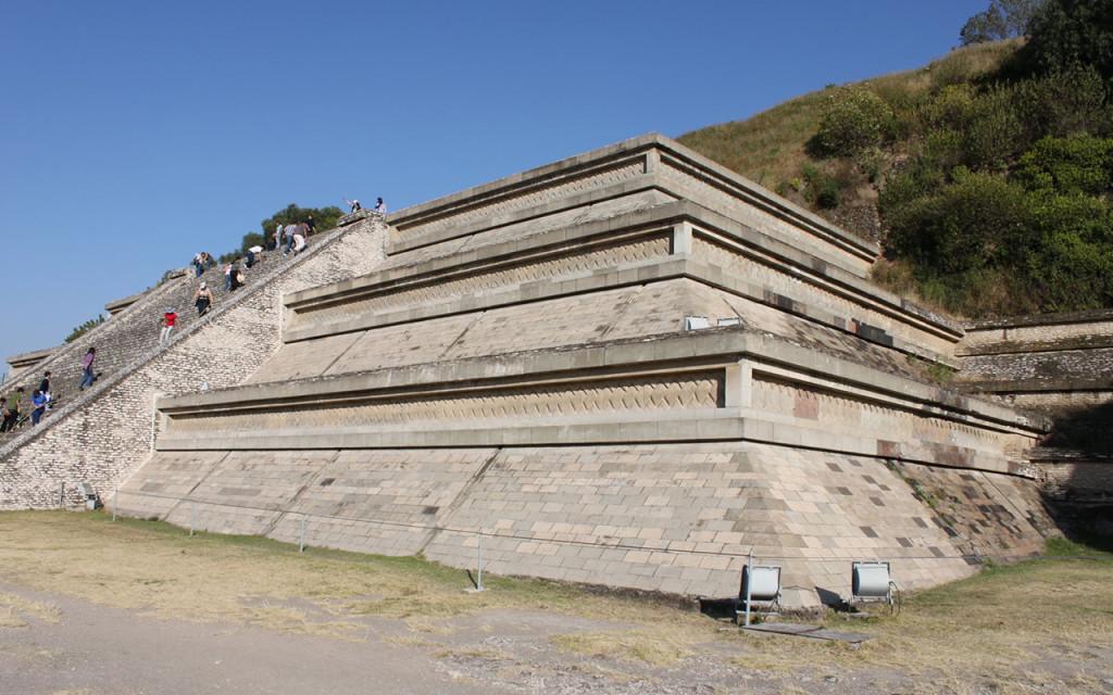 Pirámide de Chiconquiáhuitl, Cholula