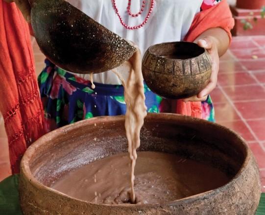 Bebidas prehispánicas