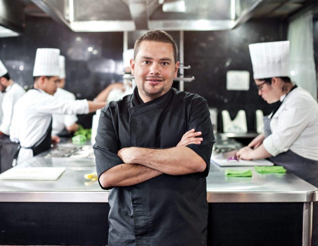 Chef Arturo Fernández, guardián del sabor
