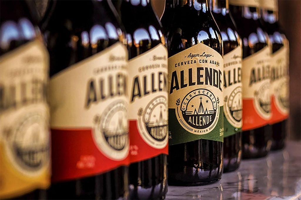 Cervecería Allende, cerveza artesanal de calidad