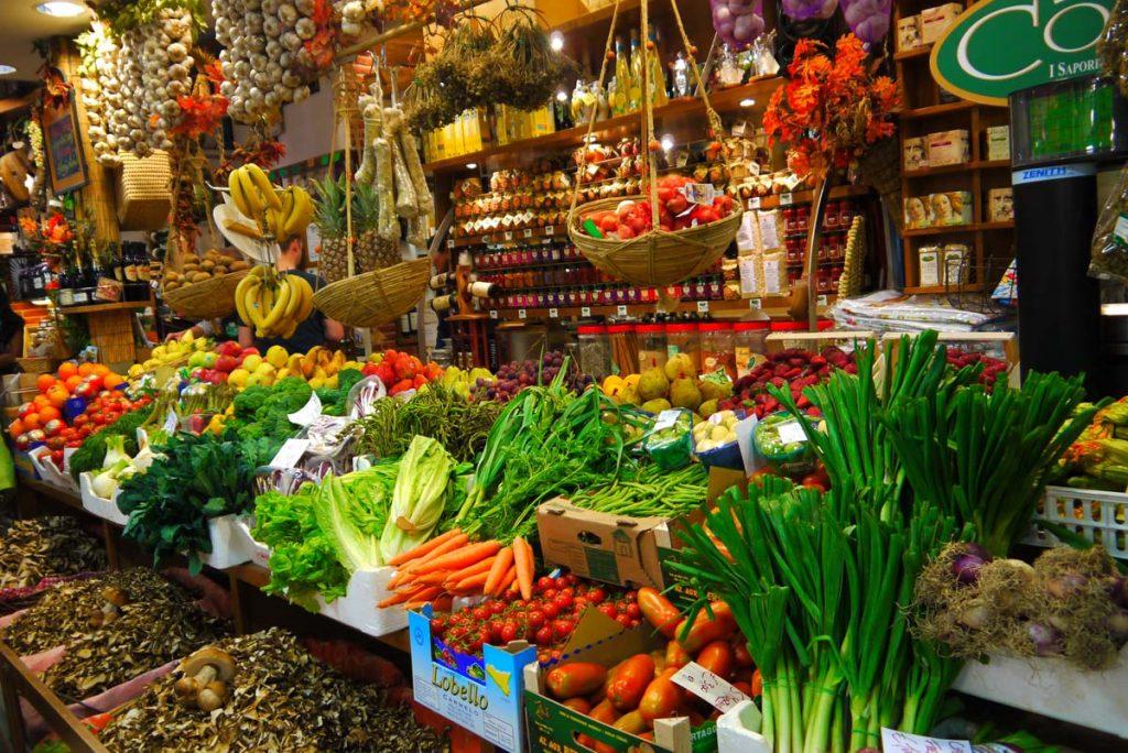 Mercados gourmet en el mundo