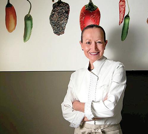 Patricia Quintana, símbolo de la gastronomía mexicana