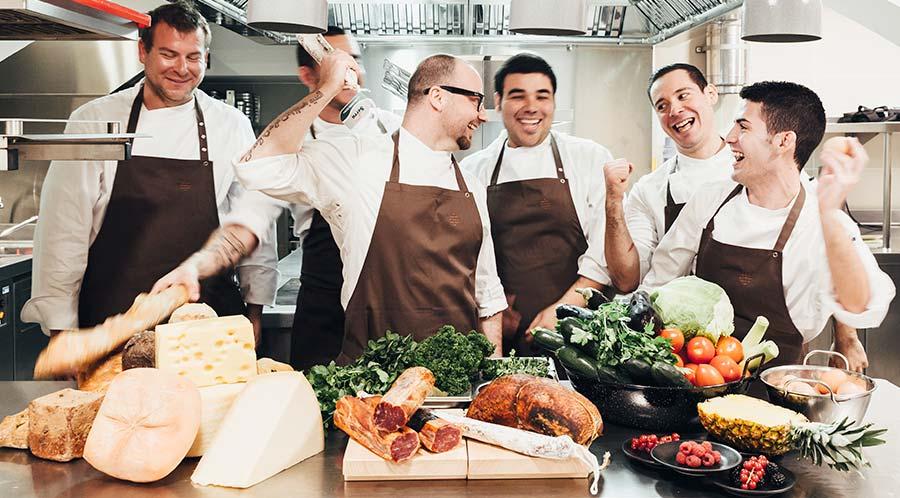SLH Cookbook te invita a recorrer el mundo