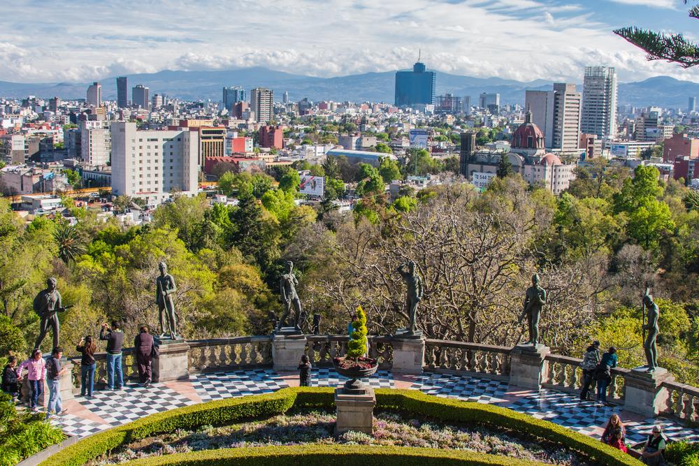 Plan de fin de semana en la Ciudad de México