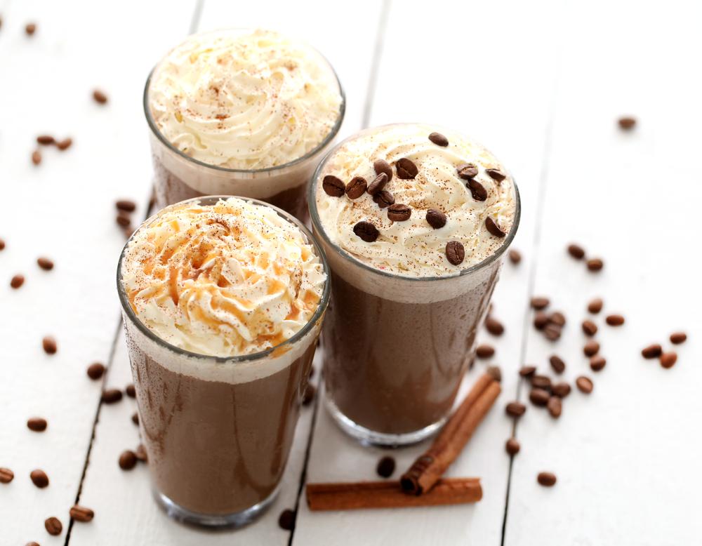 Cocteles con café para primavera