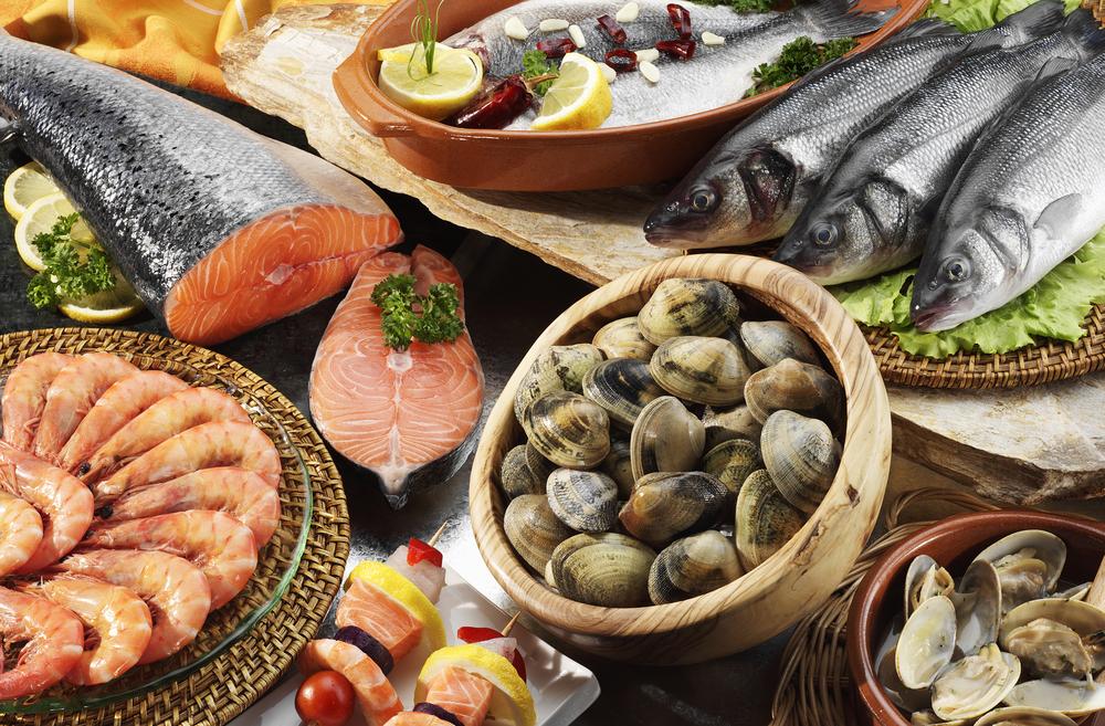 Tips para elegir pescados y mariscos frescos