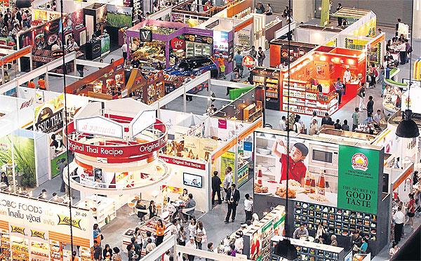 Feria de sabores en Asia