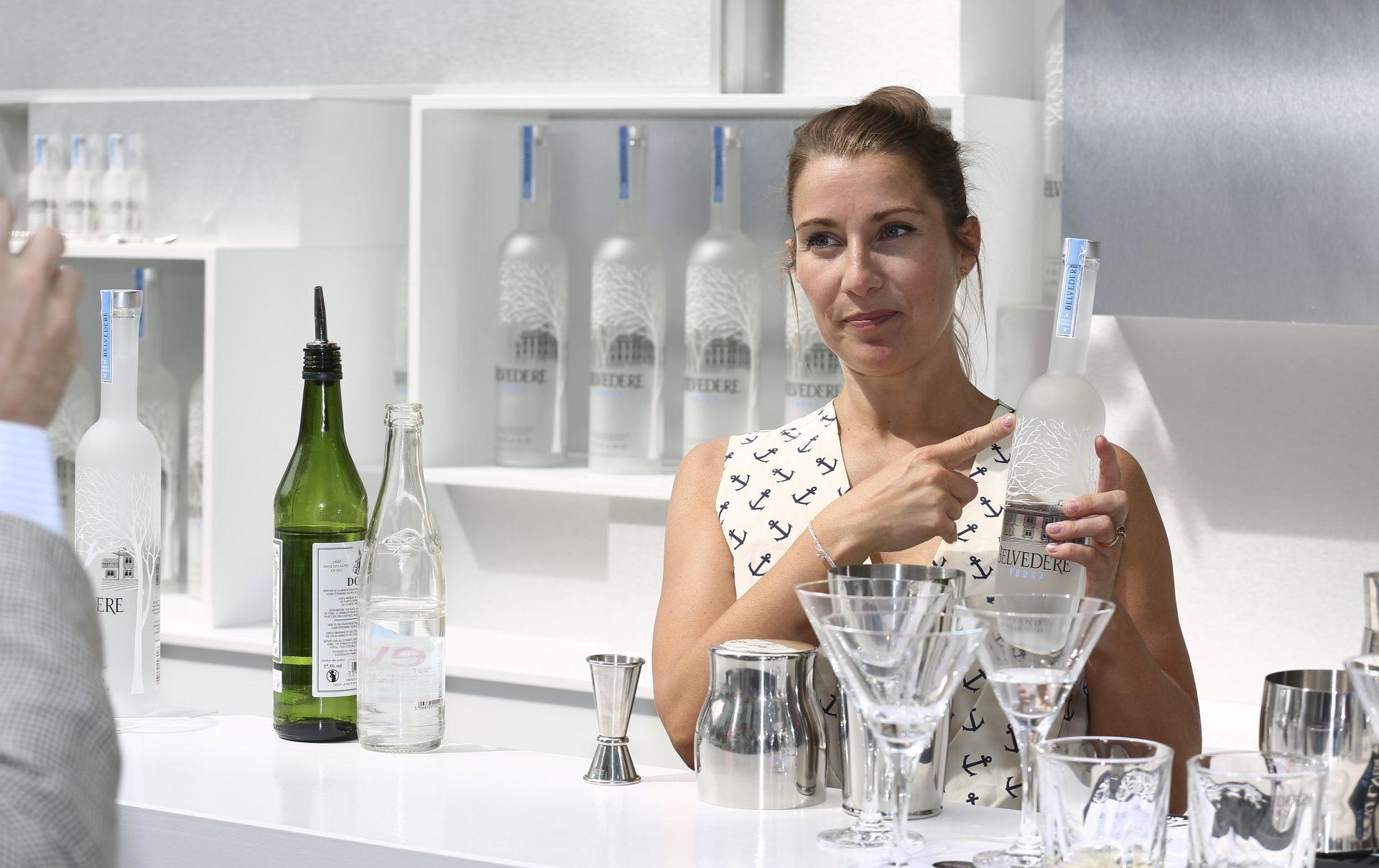 Regresa a lo natural con Belvedere Vodka