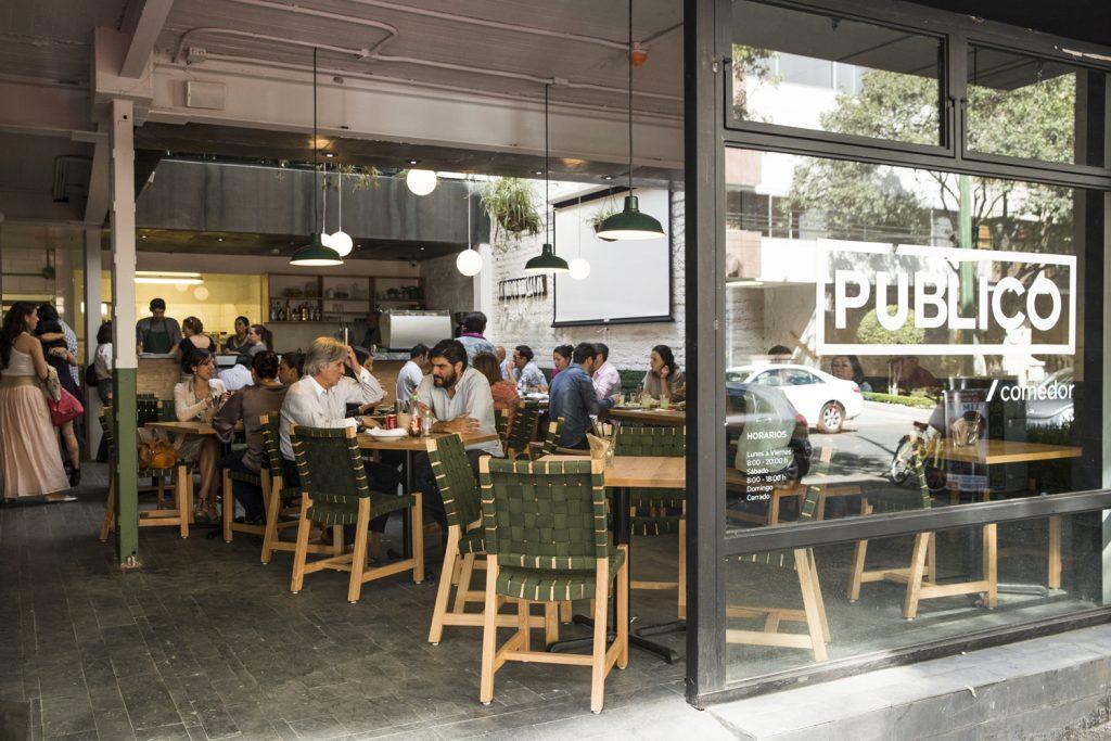 Conoce Público Comedor, del chef Pablo Salas