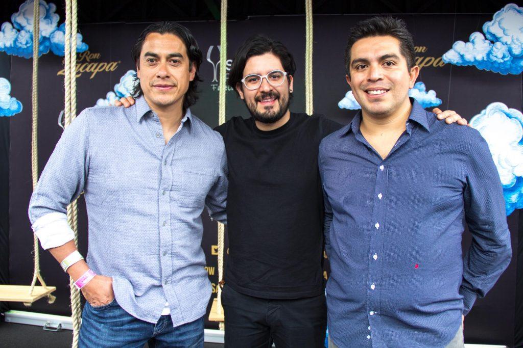 Chefs mexicanos con estrella