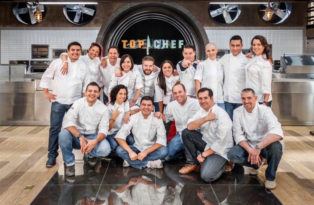 La experiencia de vivir Top Chef México